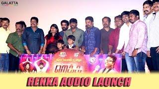 Rekka audio launch