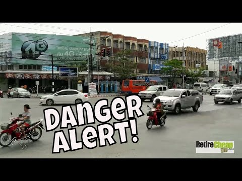 New Added Danger to Thailand's Highways