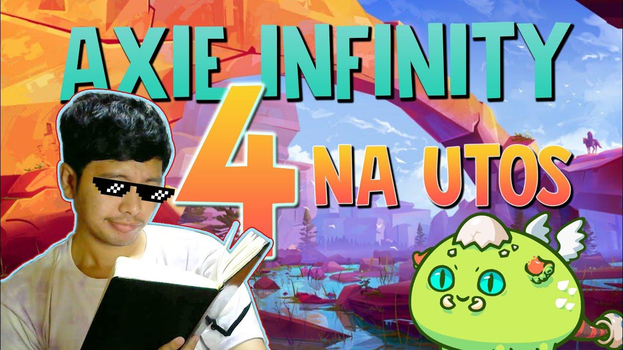 Basic Apat na utos   Axie Infinity