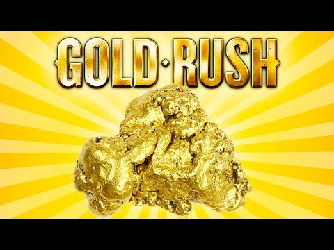 LARGEST GOLD NUGGET EVER! - Gold Rush: The Game Gameplay