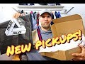MAJOR SNEAKER & CLOTHING HAUL! STUSSY - PALACE - A$AP ROCKY X GUESS - TOMMY HILFIGER