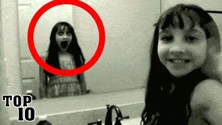 Top 10 Scary Gifs On The Internet