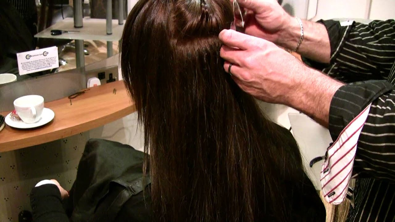 Hair extensions great lengths cold fusion demonstration london hair extensions great lengths cold fusion demonstration london covent garden youtube pmusecretfo Gallery