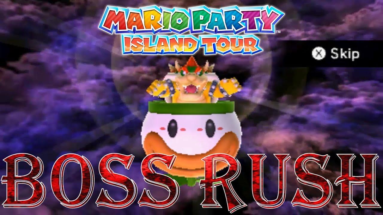 Mario Party Island Tour Sounds