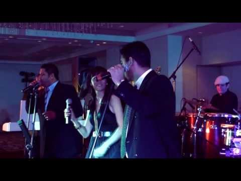 Cucala - Mixtura Band & Salsa Mia Live at the Fontainebleau