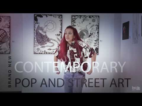 Brand New - Contemporary Pop and Street Art