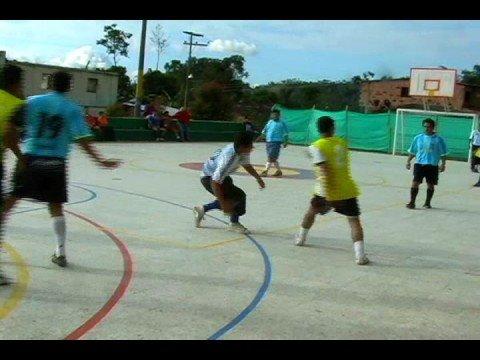 Campeonato Regional de Microfutbol en Pasuncha