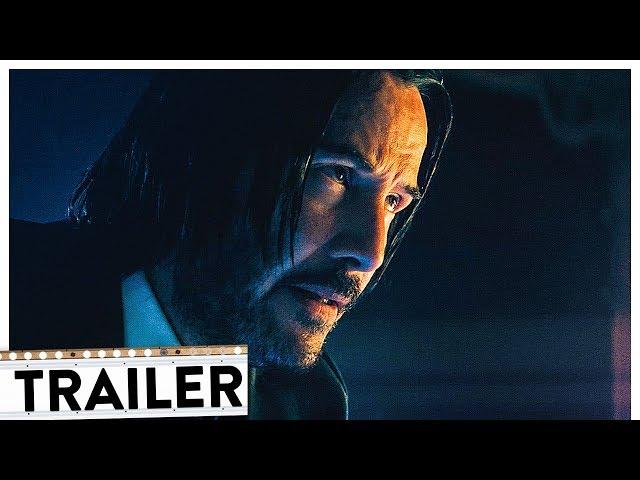 JOHN WICK 3 Trailer Deutsch German (HD)