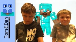 Minecraft - The Quest for the Diamond Armour [4]