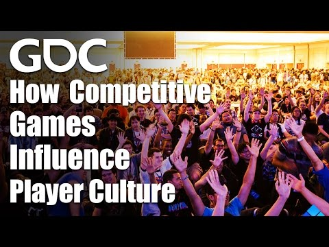 Arcade to eSports: How Your Competitive Game Influences Player Culture and Values