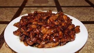 Куриные бёдрышки в соусе терияки просто и необычно вкусно