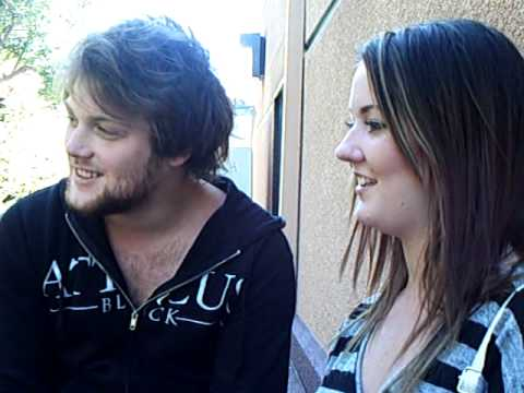 Danny Worsnop And Myca Asking Alexandria Interview Having