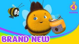 СОЛНЕЧНЫЕ КРОЛИКИ | Big 'Bee' Boo | Смешные мультфильмы для детей | WildBrain