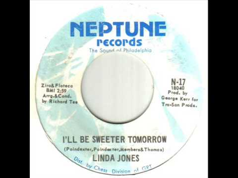 Linda Jones I'll Be Sweeter Tomorrow