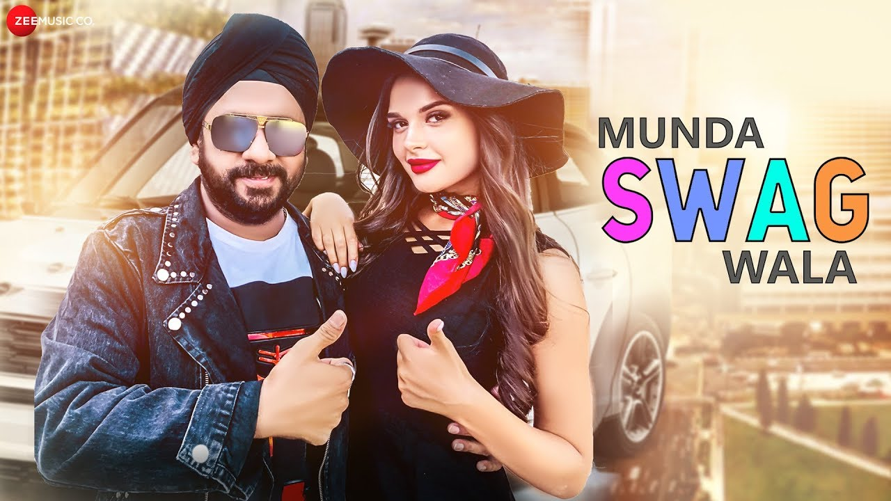 Munda Swag Wala - Official Music Video | Jasveer Singh | Anamik Chauhan