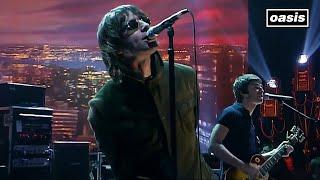 Oasis - Rock 'n' Roll Star (Live Jools Holland 2000) - Remastered HD