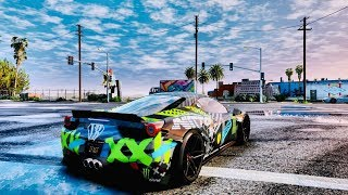 GTA 6 ULTRA Real Graphics! 2019 CARS GAMEPLAY - PC 60 FPS MOD GTA V