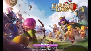 I am getting hogs clash of clans