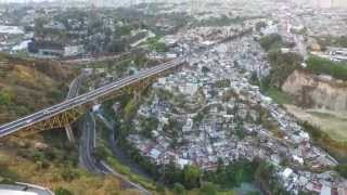 Asentamiento del puente Belice, puente Belice, calle Martí y alrededores