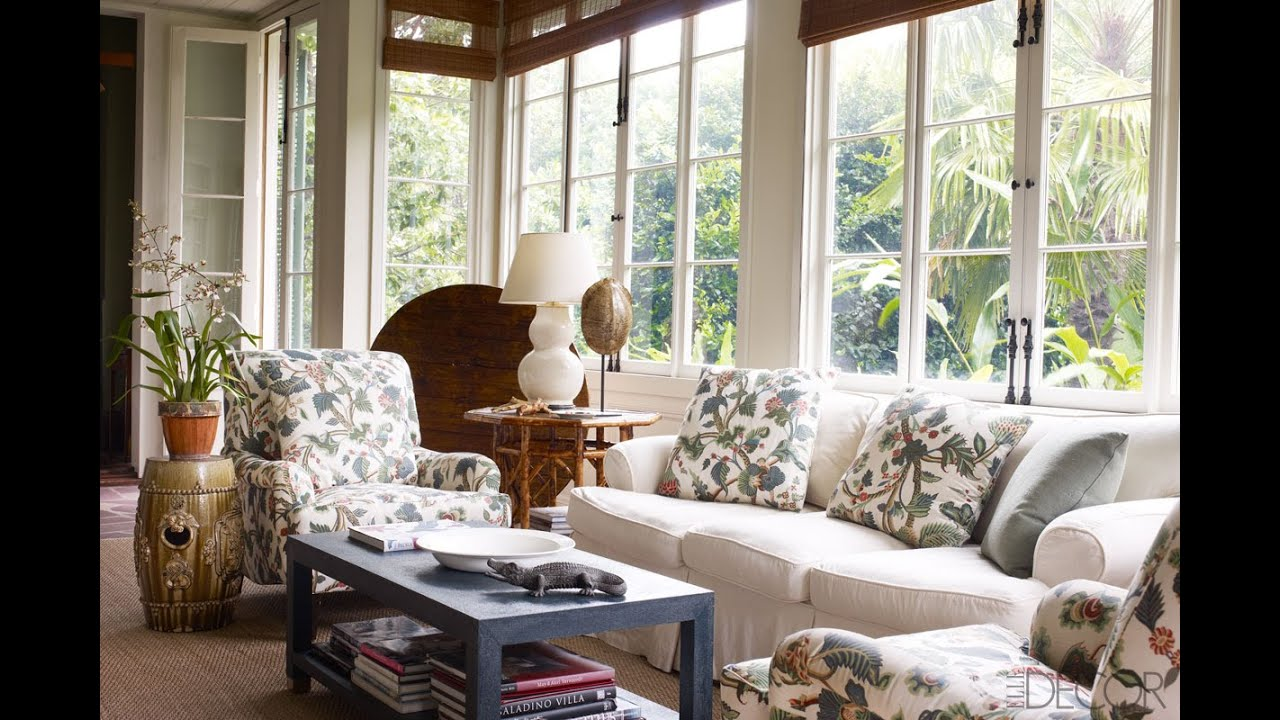 Redecorate Your Sunroom - YouTube
