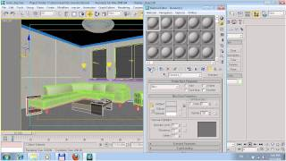 Употреба на библиотеки с материали на Adicolor  в 3ds Max