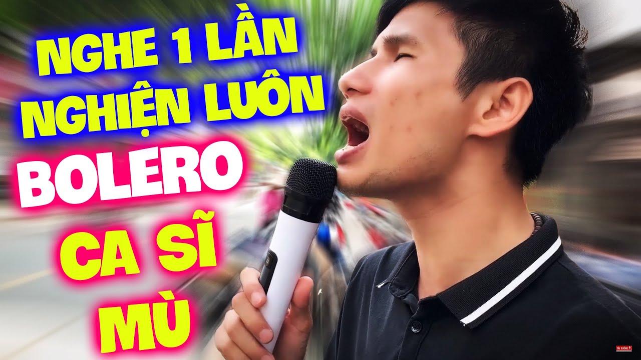 Xuân Hòa hát Ai Thương Yêu Em hay hơn cả ca sĩ chuyên nghiệp - Bolero Ca Sĩ Mù Hát Rong