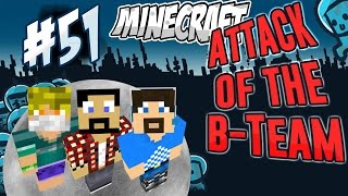 Minecraft: Attack of the B-Team - Episode 51: Oxygen Sealer