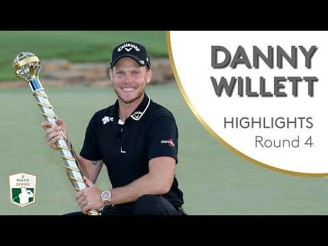 Danny Willett Winning Highlights | 2018 DP World Tour Championship, Dubai