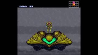 Super Metroid - Any% glitched (no ACE) test TAS in 11:17 (00:05 IGT) by Sniq