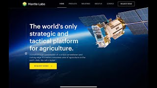 Geobotanics - Crop Monitoring from Space