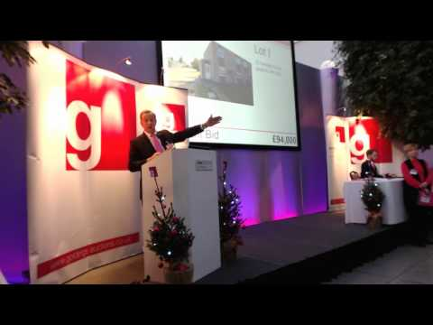 Goldings Property Auction - 7th December 2016