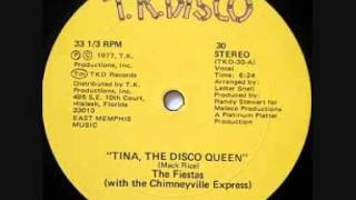 the Fiestas (with the Chimneyville Express) - Tina, the Disco Queen