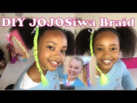 diy-unicorn-hair- -jojo-siwa-braid