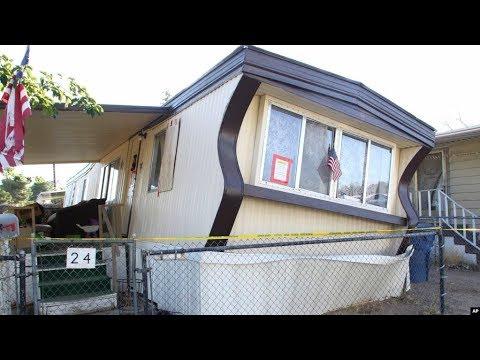 Землетрясение в Калифорнии   АМЕРИКА   05.07.19