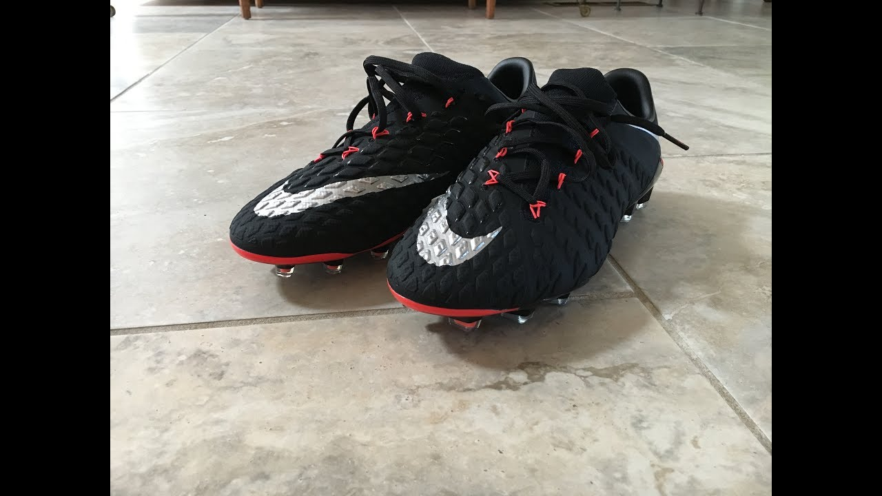 the best attitude good service buying cheap Nike Hypervenom Phantom 3 Strike Night Unboxing - YouTube