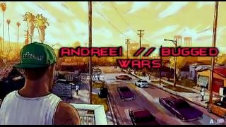 [SA:MP] War montage #7. The Russian Mafia vs Grove & Italian