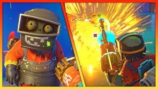 Plants vs Zombies Garden Warfare 2 - СВАРЩИК WELDER - ОБЗОР