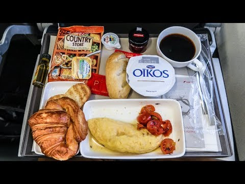 IBERIA BUSINESS CLASS REVIEW | Airbus A320 | Frankfurt (FRA) - Madrid (MAD)