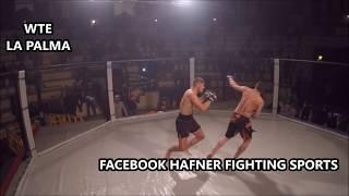 Charles Andrades vs Adonay Guerra MMA WTE La Palma