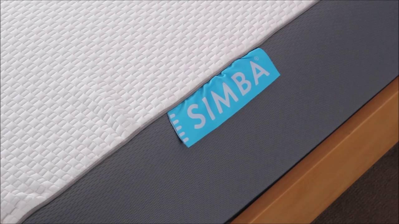 Simba Matras Review : Simba mattress month on review youtube