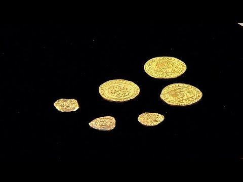 Spanish gold coins worth millions found off Florida coast