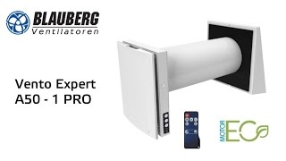 Blauberg Vento Expert A50-1 Pro проветриватель воздуха(, 2015-11-27T15:22:11.000Z)