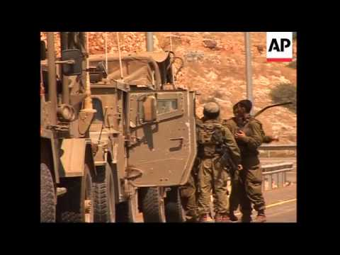 AP Coverage Of The Fighting Between Israel And Hezbollah Troop