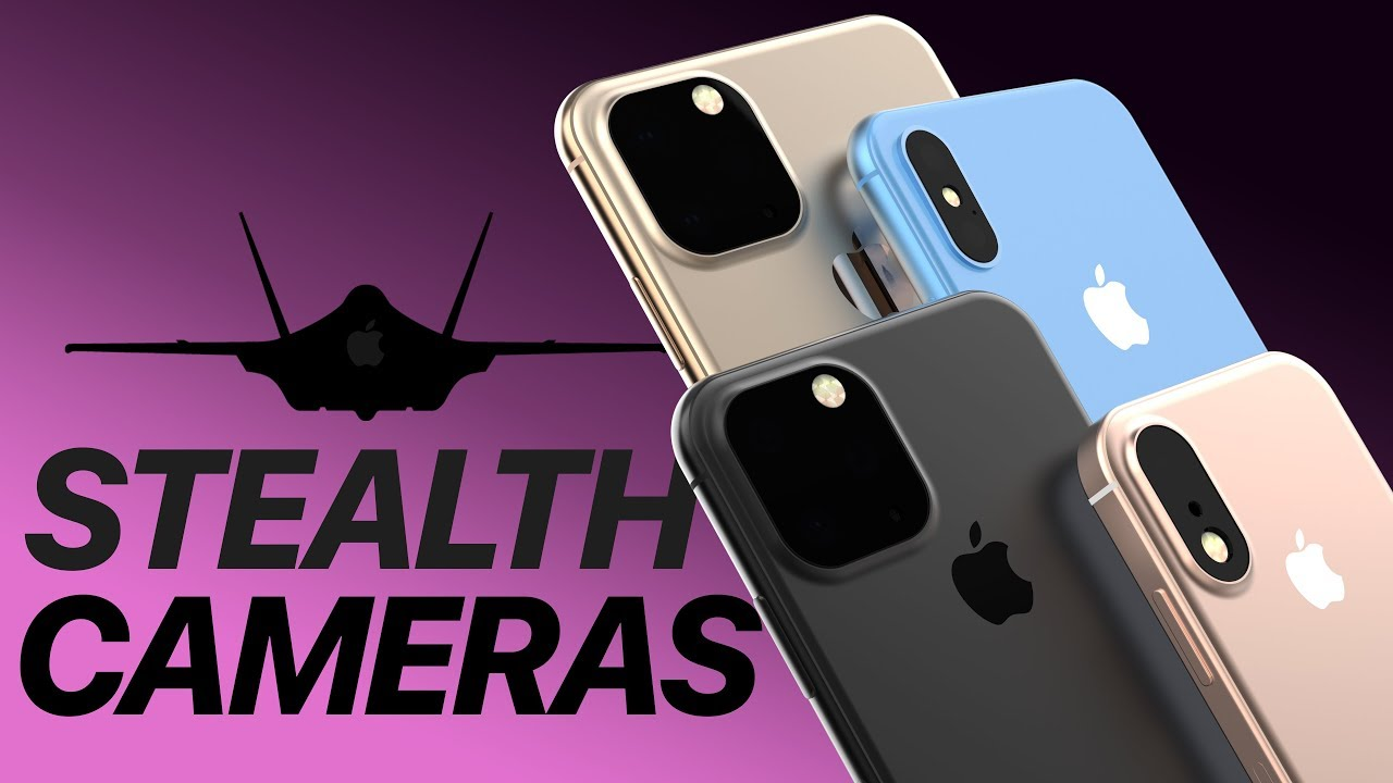 2019 iPhone DARK Cameras, iPhone XE & Galaxy Fold Fail!