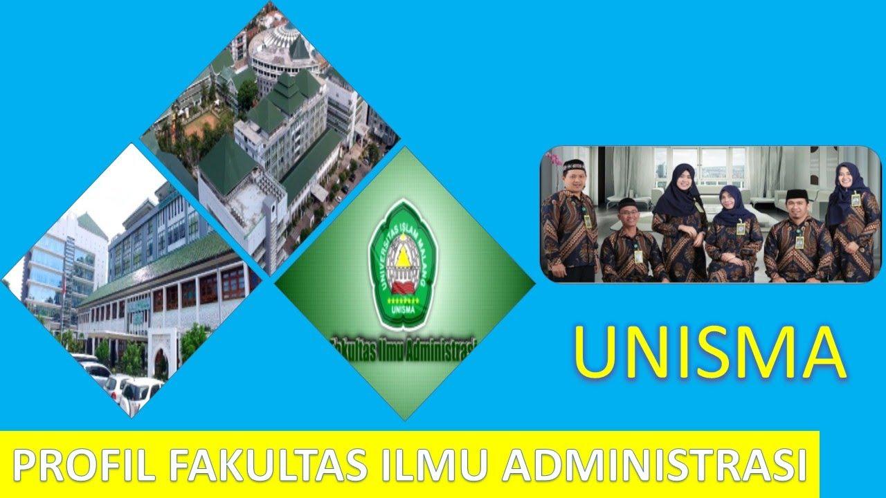 Fakultas Ilmu Administrasi Universitas Islam Malang Fia Unisma Fakultas Ilmu Administrasi