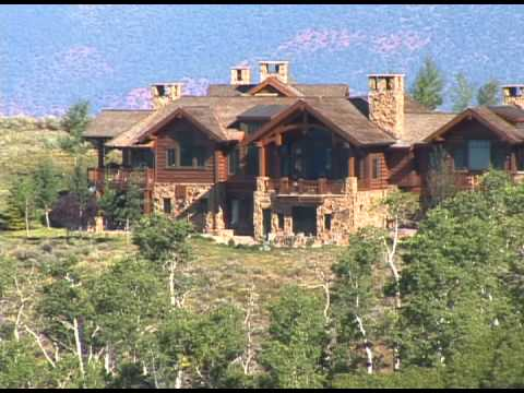 Colorado house brown summit summer