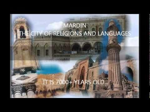 MARDIN - TRAVEL GUIDE VIDEO- Mardin Tanıtım Video