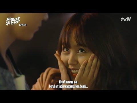 Lets Fight Ghost EP16 - Kim So Hyun(Kim Hyun Ji) Cut Scene 02