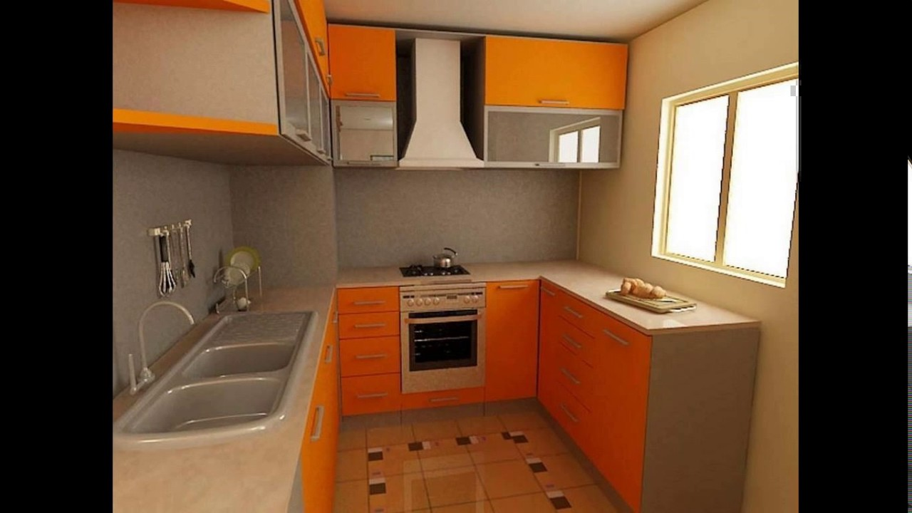 Desain Dapur Cantik 8 X 6 Kitchen Designs - Youtube