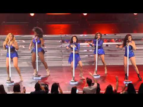 Fifth Harmony - Body Rock Live HD Orlando FL